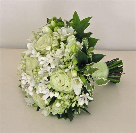 wedding flowers blog alisons pale green  white