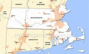 Massachusetts Maps