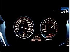 2014 BMW M135i 320hp 0250 kmh acceleration 1080p