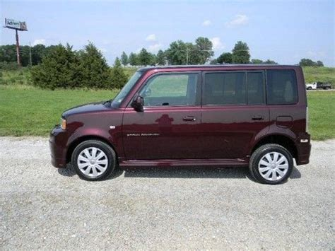 Purchase Used Toyota Scion Braun Rampvan Entervan Handicap