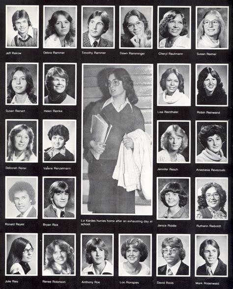 1979 Sheboygan South High School Yearbook