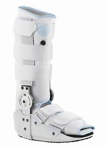 Foot And Shin Brace  Pneumatic