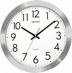 Horloge Murale Silencieuse : meilleur pendule de cuisine moderne pour horloge murale ~ Melissatoandfro.com Idées de Décoration