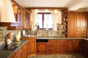 Rustikální kuchyně fotogalerie
