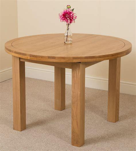 Kitchen Table Chairs Edmonton by Edmonton Oak Extending Dining Table Oak Furniture King