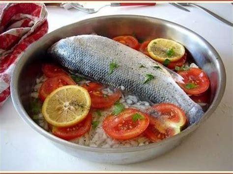 recette de cuisine poisson les meilleures recettes de poisson au four