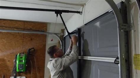 Open The Garage Door by Fix Garage Door Tried To Open A Locked Door With Garage