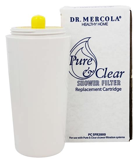 Mercola Shower Filter - buy dr mercola premium products and clear shower