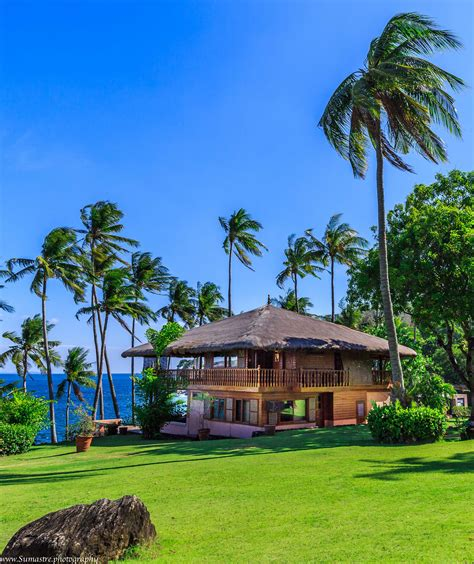 The Rest House At Tali Beach  Architectural Photography