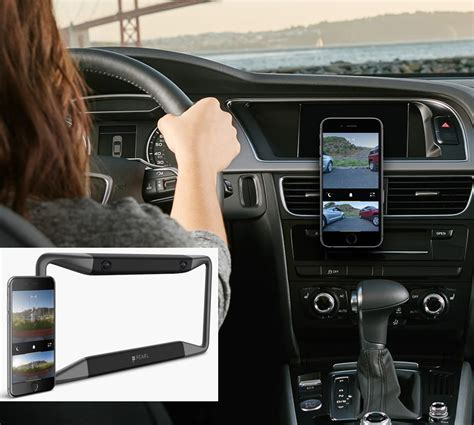rear view backup camera   smartphone   display