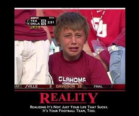 Ohio State Sucks Meme - 39 best ou still sucks images on pinterest collage football funny stuff and funny things