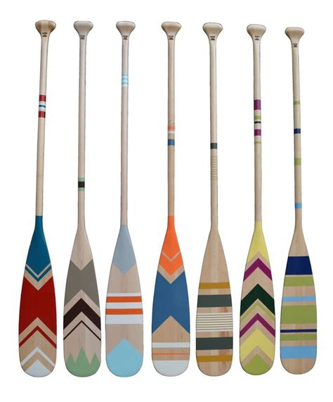 painted oars and paddles 17 best ideas about decorative paddles on