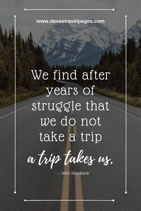 50 Of The Best Safe Journey Quotes To Wish A Traveler Well