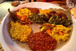 Ethiopian Traditional Food Dishes