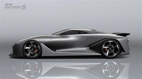 Nissan 2020概念車 Vision Gran Turismo將是下一代GT-R的雛形? | Concept car design, Car exterior, Car design
