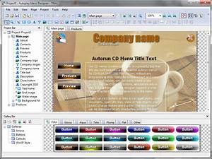 Menu design software mac for Autoplay menu builder templates