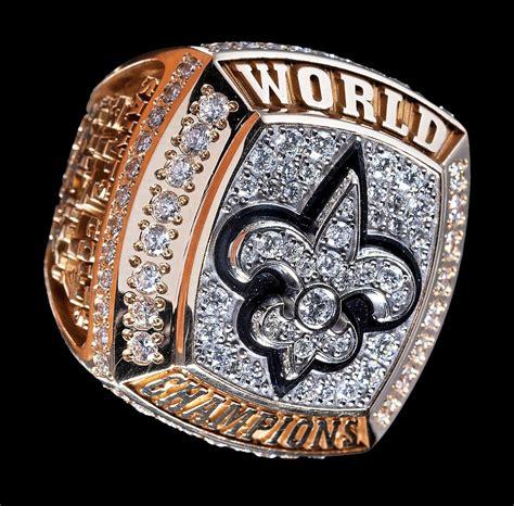 Saints Super Bowl Ring On Auction Block This