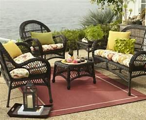 Salon De Jardin Pour Enjoliver Nos Espaces Outdoor