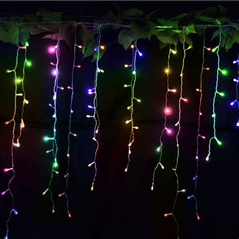 aliexpress com buy 220v led string christmas lights