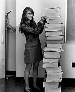 [PHOTO] Margaret Hamilton: Code Pioneer | pundit from ...
