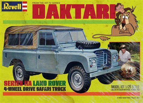 daktari model kits  images model kit land rover