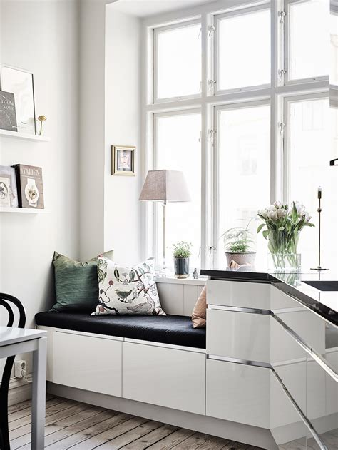 Another Delightful & Airy Scandi Apartment  Daily Dream Decor