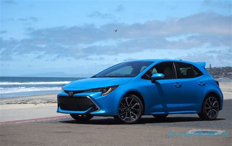2019 Toyota Corolla Hatchback First Drive Doublingdown
