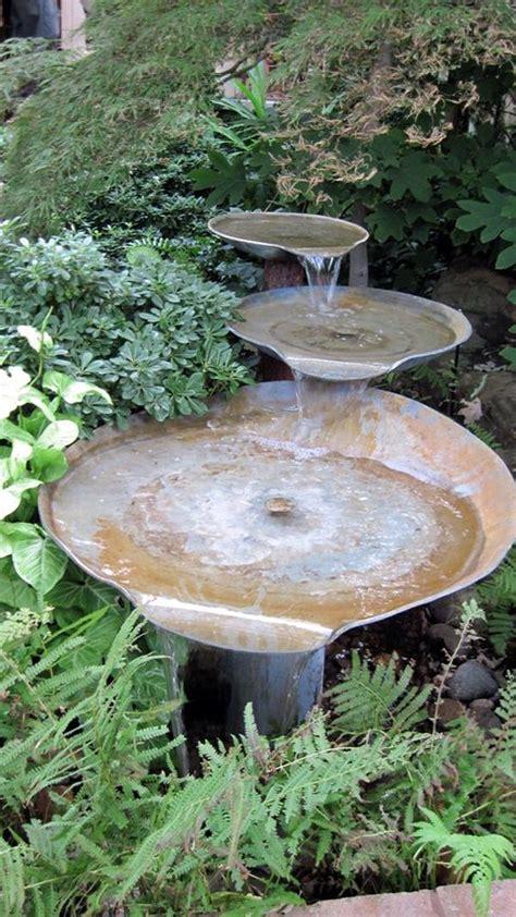 relaxing indoor fountain ideas garden design bird bath garden garden fountains indoor
