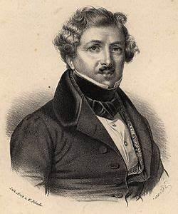 Louis Daguerre - New World Encyclopedia