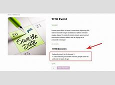 YITH Event Tickets Create event tickets