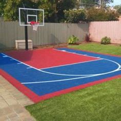 How Much Does A Backyard Basketball Court Cost by Basketball Court Dimensions For Home Search