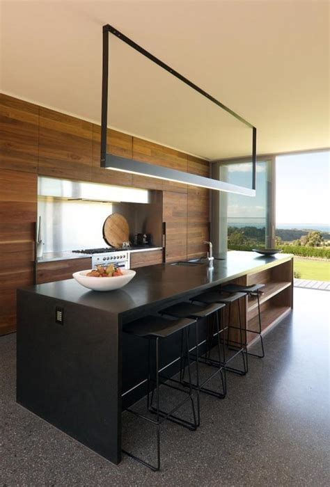 villa design luminaire de cuisine