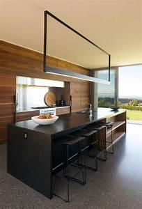 Luminaire Cuisine : villa design luminaire de cuisine ~ Melissatoandfro.com Idées de Décoration