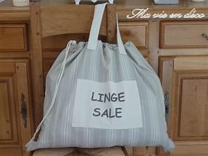 Sac à Linge Sale : linge sale ma vie en d co ~ Dailycaller-alerts.com Idées de Décoration
