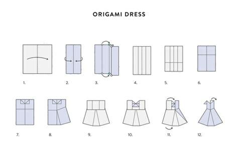 robe de chambre fille tuto pliage origami robe