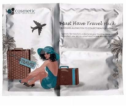 Travel Pack Must Skin