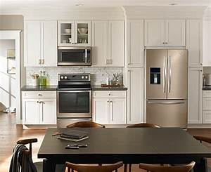 Whirlpool sunset bronze kitchen appliances would you for Kitchen colors with white cabinets with sunset metal wall art
