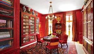 Etagere Murale Rouge : biblioth que sur mesure notre s lection pour les bibliophiles ~ Teatrodelosmanantiales.com Idées de Décoration