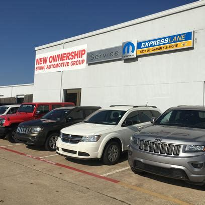Seeing so much of our custom auto body work on the streets of arlington gives us a. Ewing Chrysler Jeep Dodge RAM : ARLINGTON, TX 76018 Car Dealership, and Auto Financing - Autotrader