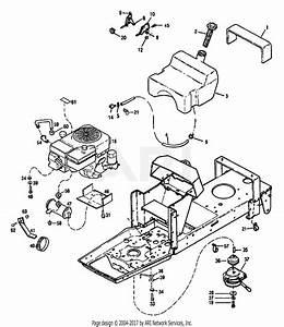 Troy Bilt 13025 12 5 Gear Drive Tractor  S  N 130250100101