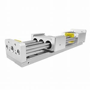 Cnc Sliding Table Sfu1605 Ballscrew Slide Module Electric
