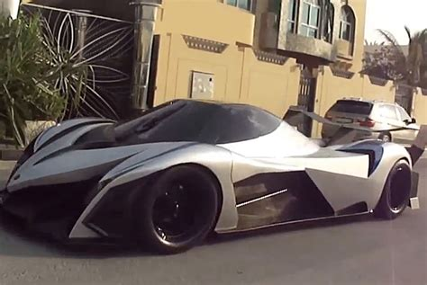 Dubai 5000 Hp Car by See The Mythical 5 000hp Devel Sixteen In