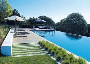 Piscine A Débordement : piscine design marie claire ~ Farleysfitness.com Idées de Décoration