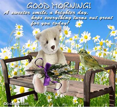 Morning Messages Greetings Ones Let Smile 123greetings