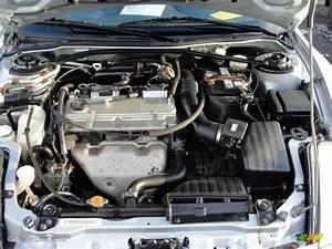 2003 Mitsubishi Eclipse Spyder Gs 2 4 Liter Sohc 16