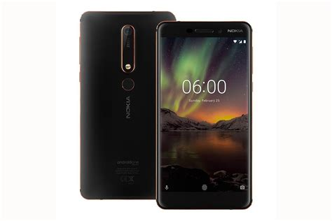 Nokia 6.1 launched in US for $269 - Tech Updates