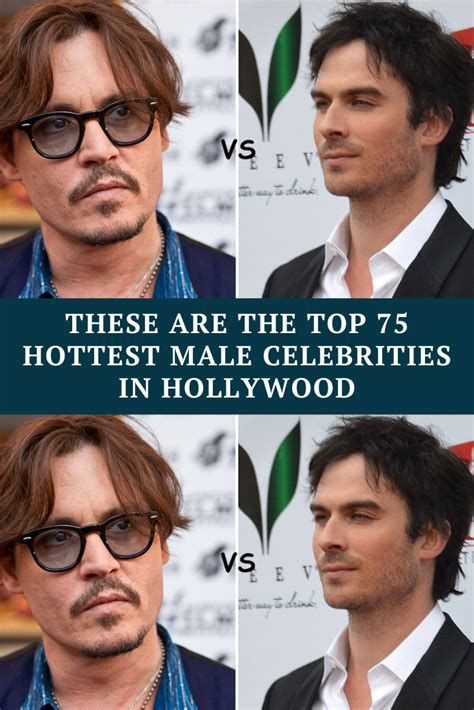 These Are The Top 75 Hottest Male Celebrities In Hollywood ...