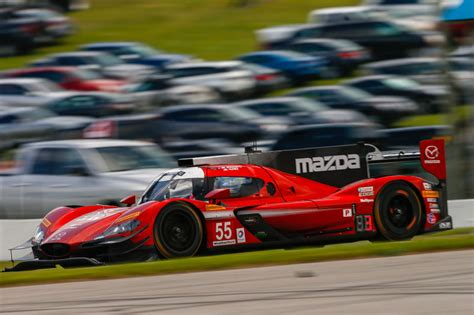 Mazda Lmp1 2020 by Wec Fleshes Out Hypercar Vision For 2020