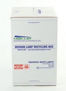 medium l recycling kit pack of 10 mercury
