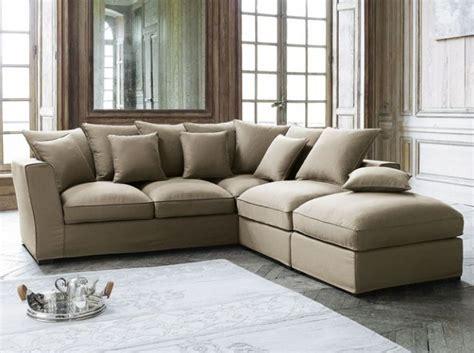 maison du monde canap d angle canapé d 39 angle beige salon living room